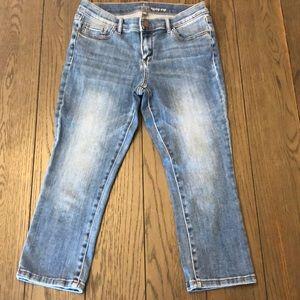 NY & Co Capri Jeans sz 8